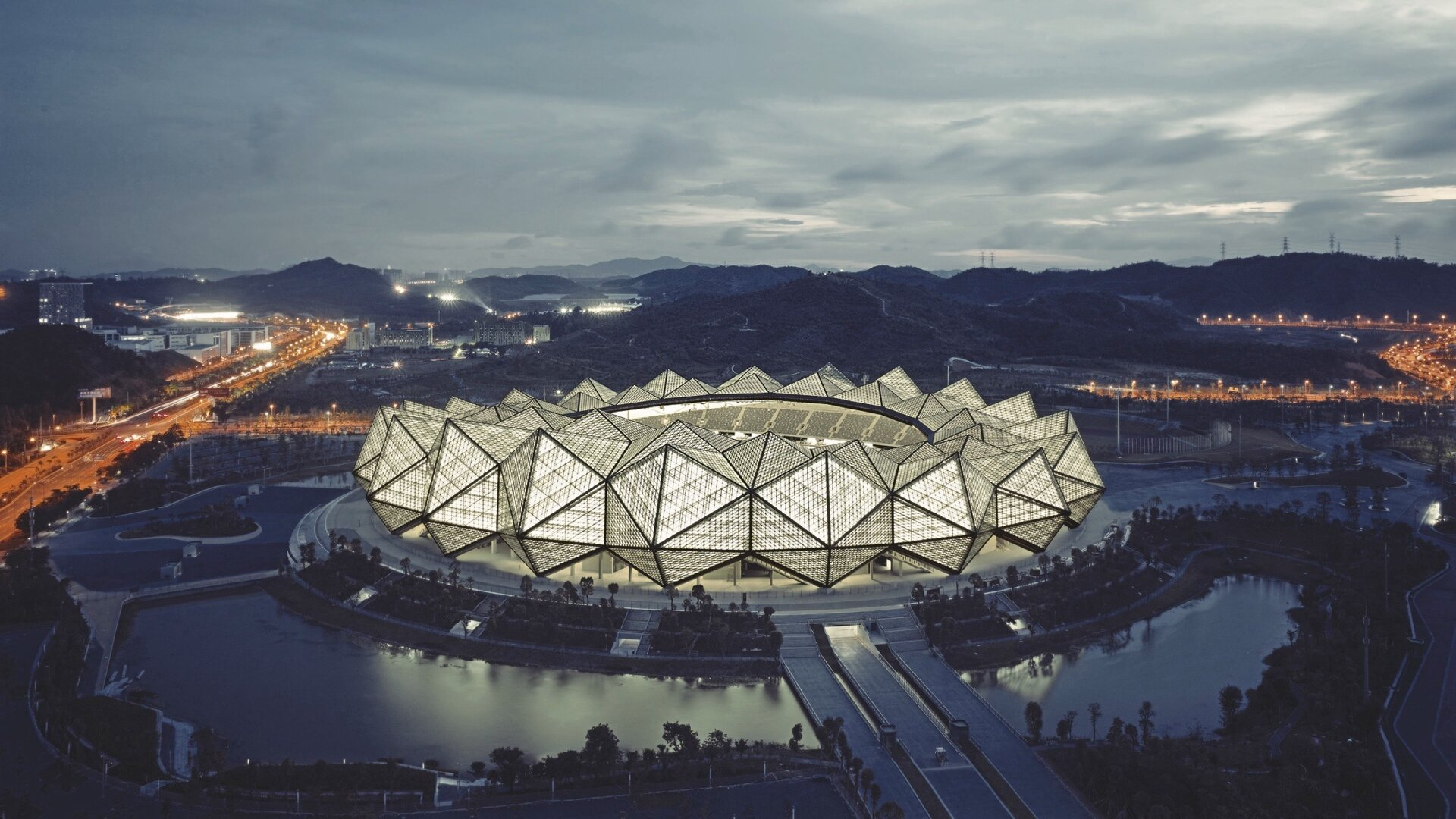 Universiade Sports Center, Shenzhen