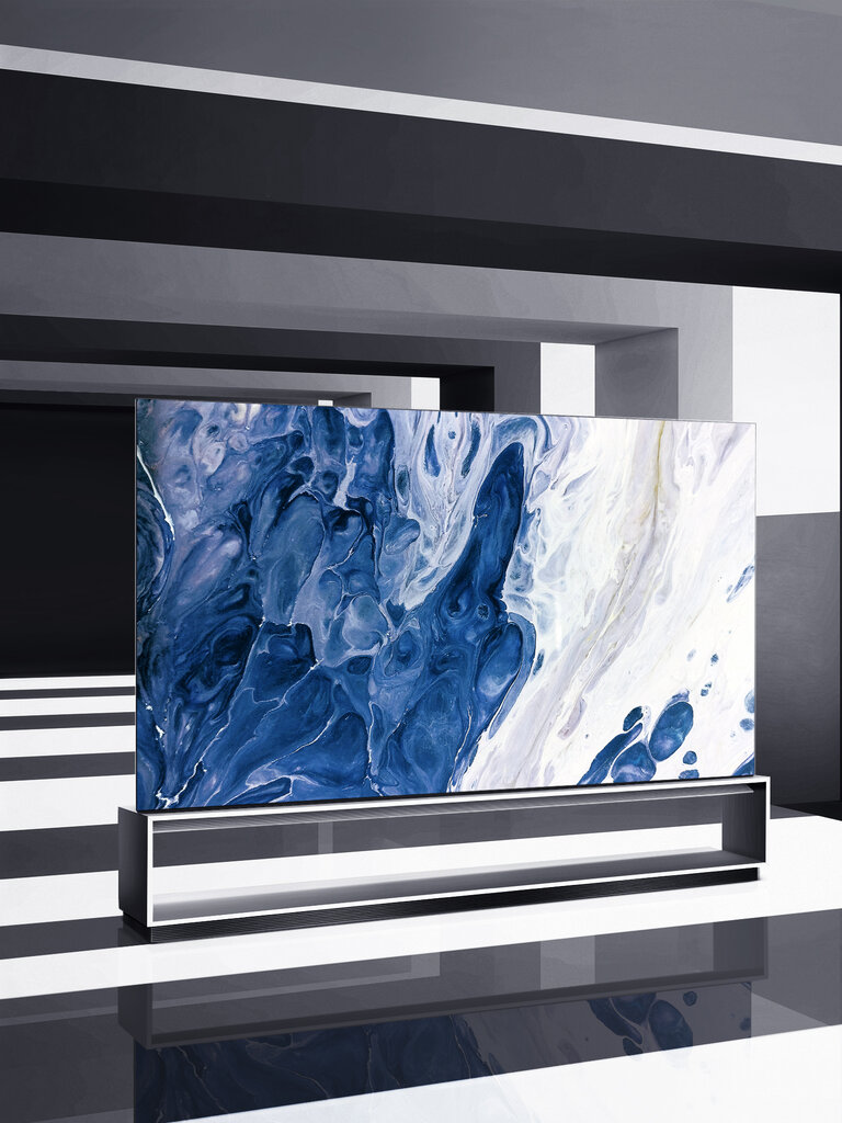 A&W Online_Marken-Advertorial_Image 8K OLED TV