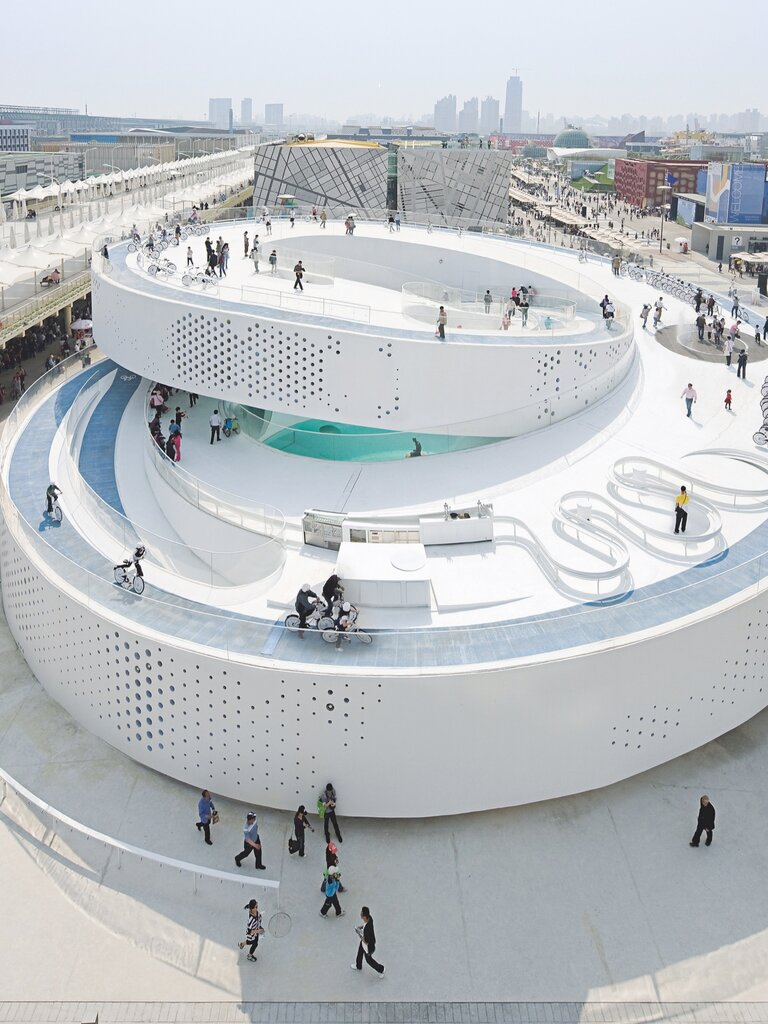 Danish Expo Pavilion _ BIG