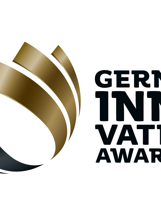 German Innovation Award 2020 - Logo